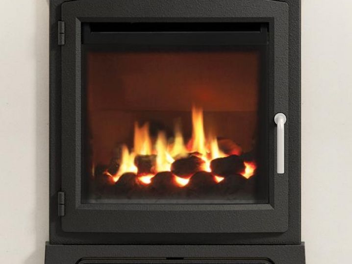 Elgin & Hall HE With Cast Stove Fascia