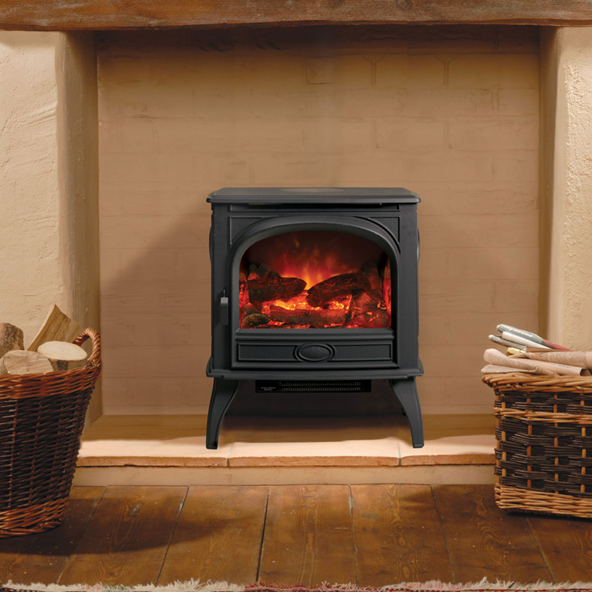 Wide Selection Of Electric Stoves Dimplex And Gazco