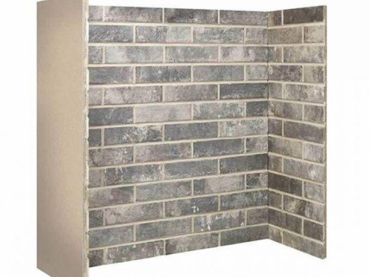 Grey ceramic brick chamber