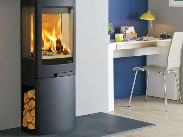 Nordpeis Duo 2 Wood Burning